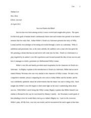 research papers on death of a salesman