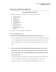 Personal Exploration Worksheet.doc