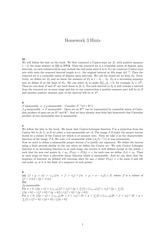 Homework 3 Solution on Real Analysis Fall 2014