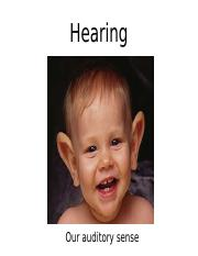 The Ear and Other Senses.ppt