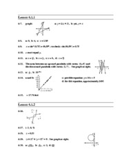 Chapter 2 Homework Answers - Lesson 2 1 1 2-6 a 108 324 b 12