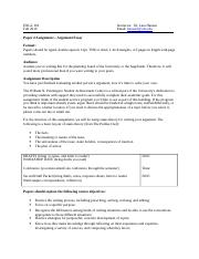 Assignment_Argument Essay.doc
