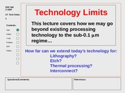 27 Technology limits.ppt