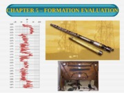 Chapter 5-Formation Evaluation