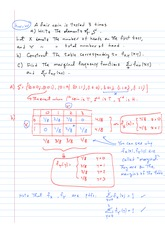 STATS 509 Fall 2014 Assignment 9 Solutions