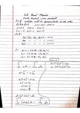 Calc Based Physics Notes
