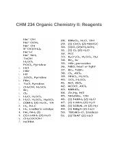 CHM234 - All Organic Chem Mechanisms.docx