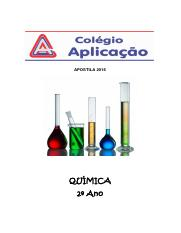 2 ANO QUIMICA