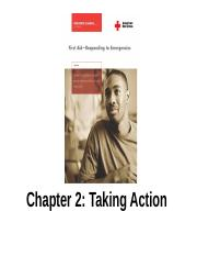 Chpt. 2 Taking Action powerpoint