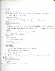 PSY 230 add. notes