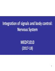 HS I L4 Integration of signals and body control - Nervous system.pdf