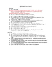 Text Study Questions  Exam 2.doc