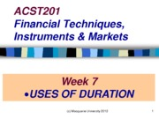 ACST201 Week 7 Lecture
