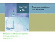 ch06 Telecommunication and Networks