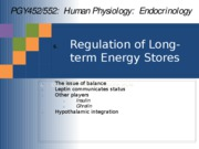 Topic 06-Long term stores-S_2011