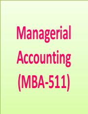 Managerial Accounting_Lemessa