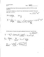 Quiz 9 ChE 350 F09 solutions
