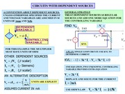 Circuits with Dependent Sources Lecture Notes