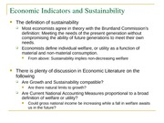 L5. Sustainability Indicator with questions