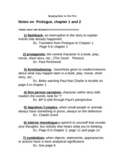 BREAKING_POINT_notes_on_Pro._chapters_1,2