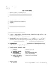 Management Concepts Study Guide #1.docx