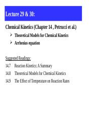 Lecture 29&30-Half life and Arrhenius equation.ppt