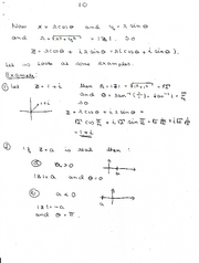 Complex Numbers 10