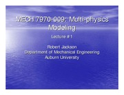 MultiphysicsLecture1