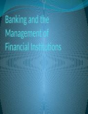 Banking and the Management of Financial Institutions (Exconde, Margallo).pptx