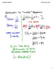 5.5  ANSWERS TO WORK PROBLEMS