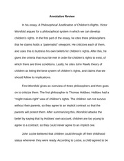 Essay Thesis Statement Example  Pages Essay On Childrens Rights English Essay Story also Examples Of Thesis Essays Essay On Ethics Behind Animal Testing  Ethics Behind Animal Testing  Science Fiction Essays