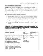 Ap euro homework help