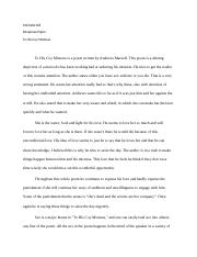 English Responce Essay Final.docx