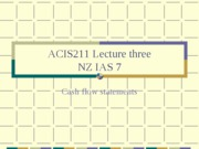 1.3 ACIS211_Lecture_three