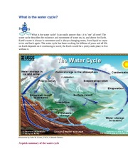 What_is_the_water_cycle