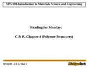 intro to material science