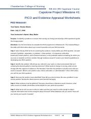 Hilaire NR451_Milestone1_PICO_Evidence_Worksheets_5-18-15-2.docx