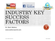 06 BADM 420 Key Success Factors Lecture