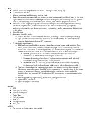 HIV:ASSESS notes for Exam.docx