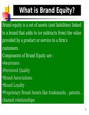 SESSION - 10 & 11 BRAND EQUITY.ppt
