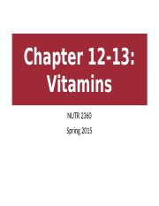 2360_S15_Lecture9_Fat_soluble_vitamins_SV-2