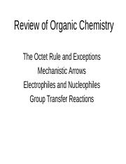 Review of Organic Chemistry 1 student version.ppt