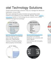 otel Technology Solutions.docx