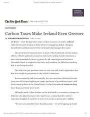 Carbon Taxes make Ireland even Greener.pdf