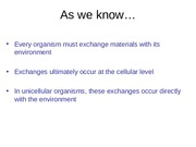 Circulation and Gas Exchange.ppt