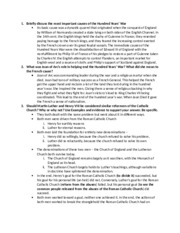 short answer questions for lecture exam Answering essay questions 20 points each for long answer questions and 10 points each for short answers for example, the exam might have your lecture notes.