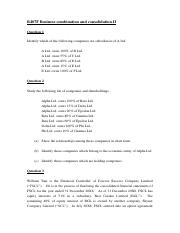 B407F Tutorial Q for Business combination and consolidation II.pdf