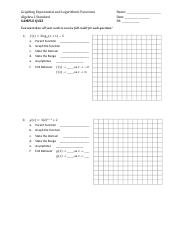 6-2 Graphing Exp and Log Quiz (SAMPLE).pdf