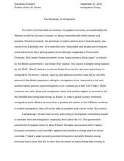 Immigration Essay  (1).docx