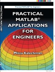 Kalechman_-_Practical_MATLAB_Applications_for_Engineers.pdf